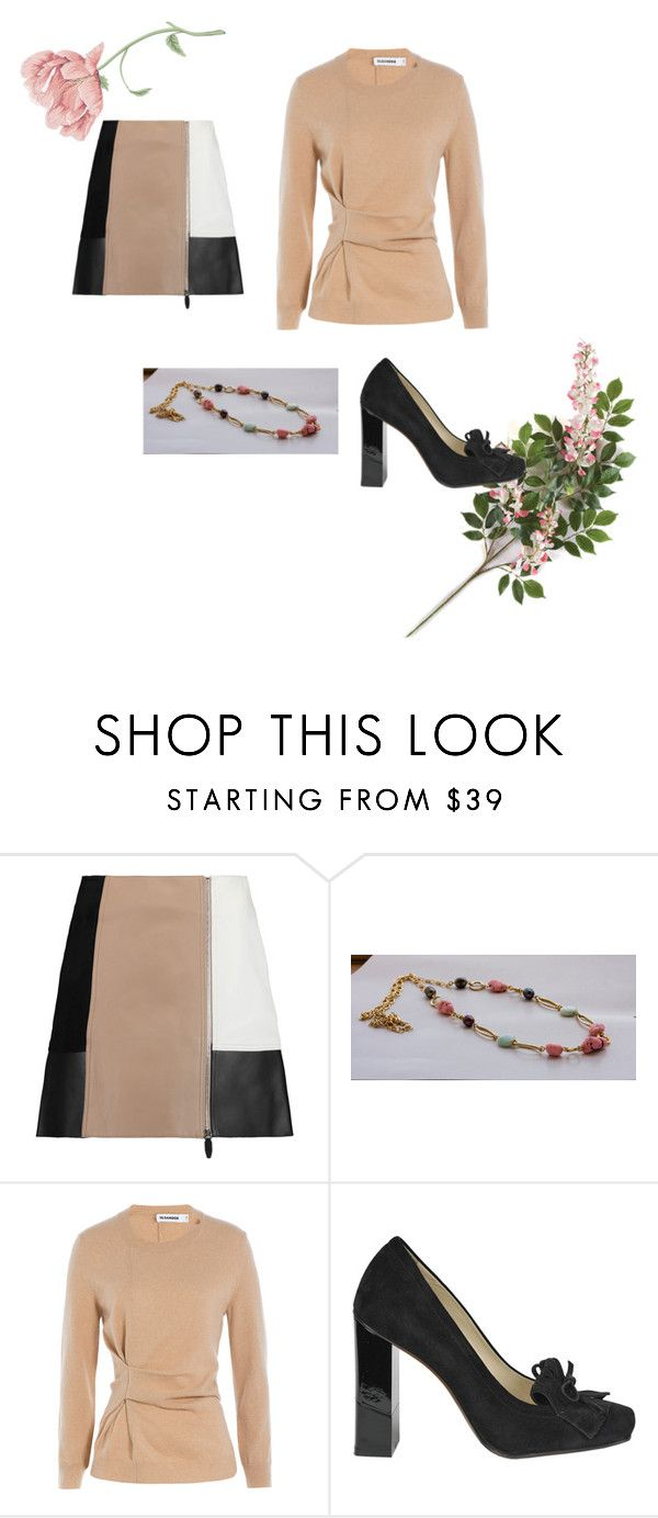 """""""good afternoon"""" by micettes on Polyvore featuring moda, Alexander Wang, Jil Sander e L'Autre Chose"""