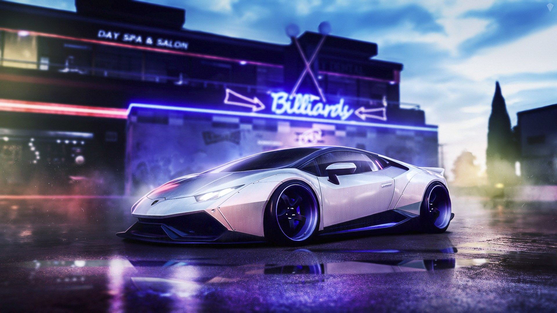 lamborghini huracan backgrounds for widescreen lamborghini