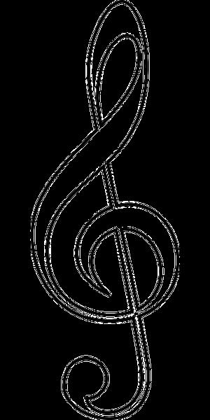 Music Symbol Coloring Pages Notas Musicales Para Imprimir Notas Musicales Dibujos Molde De Guitarra