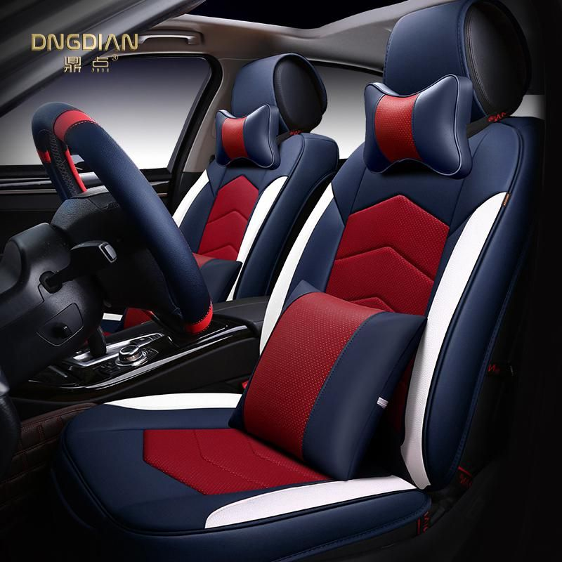 6D Styling Car Seat Cover For Land Rover Discovery 3/4