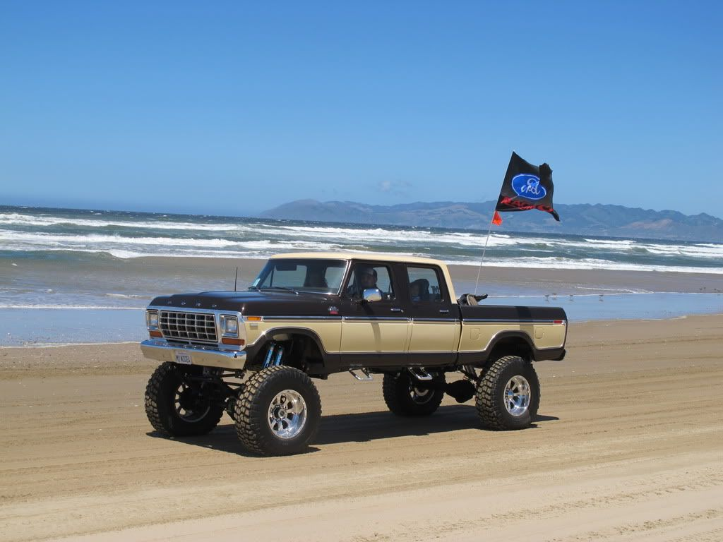 Stolen 1979 f 350 crew cab whittier ca ford truck enthusiasts forums