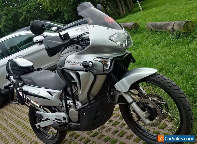 Motorcycle For Sale Honda Transalp 650 Motos