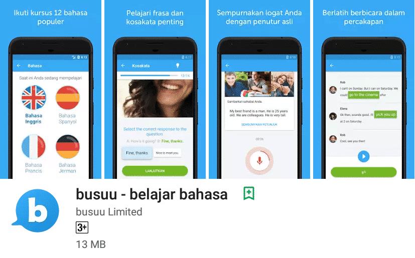 5 Aplikasi Terbaik Untuk Belajar Bahasa Asing Via Gadget Bahasa Asing Asing Tandem