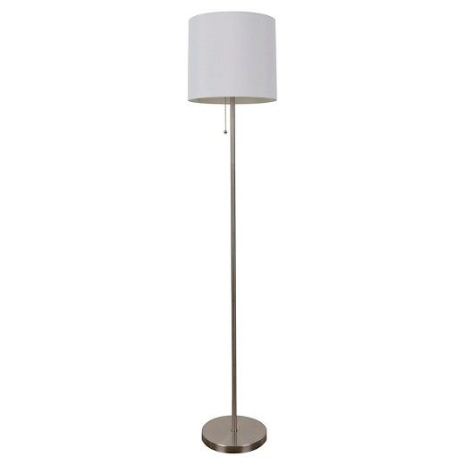 Floor Stick Lamp Includes Cfl Bulb Room Essentials Target