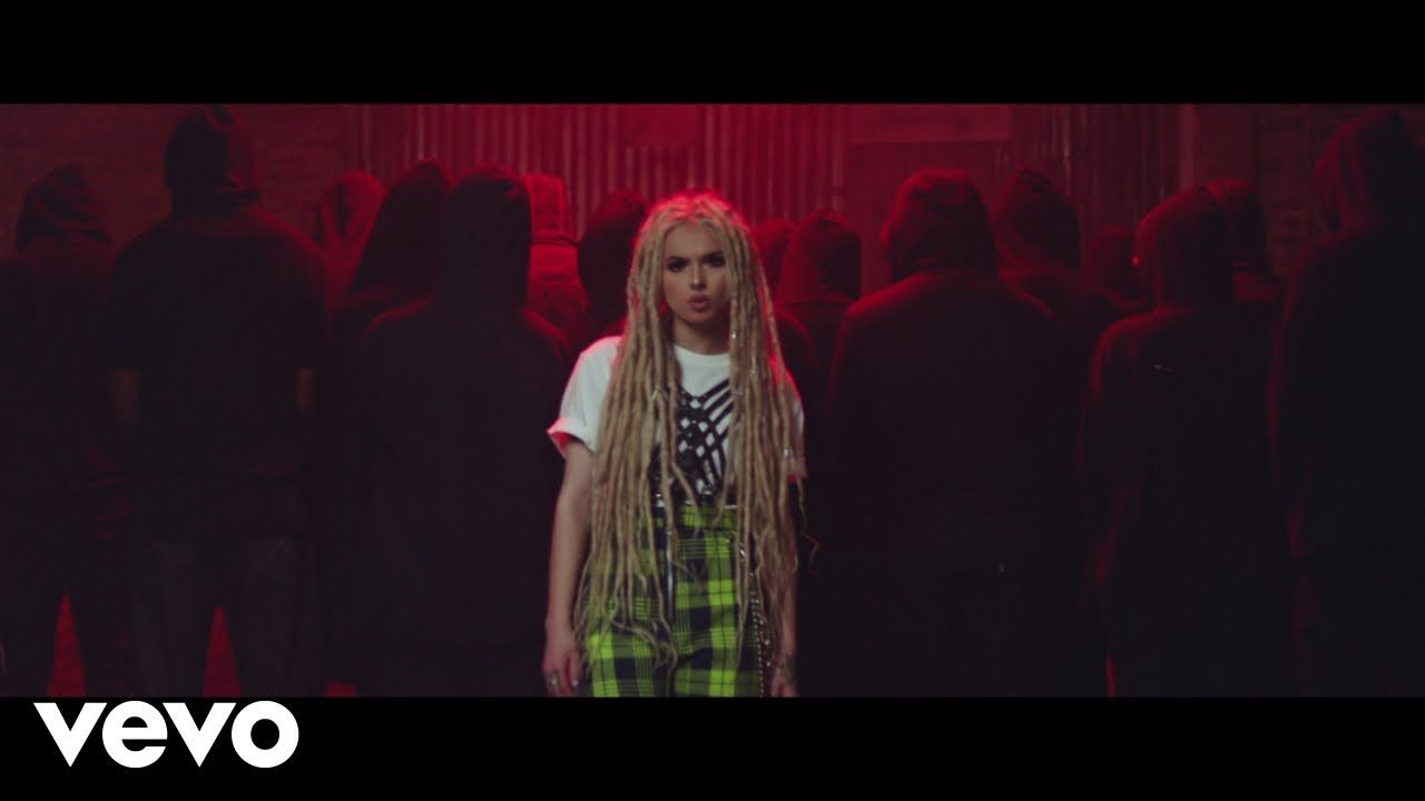 Zhavia Ward 100 Ways Official Video Pop Music Topic In