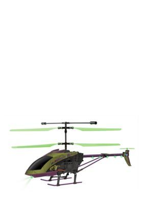 World Tech Toys Marvel Comics Licensed Hulk 2CH IR RC Helicopter