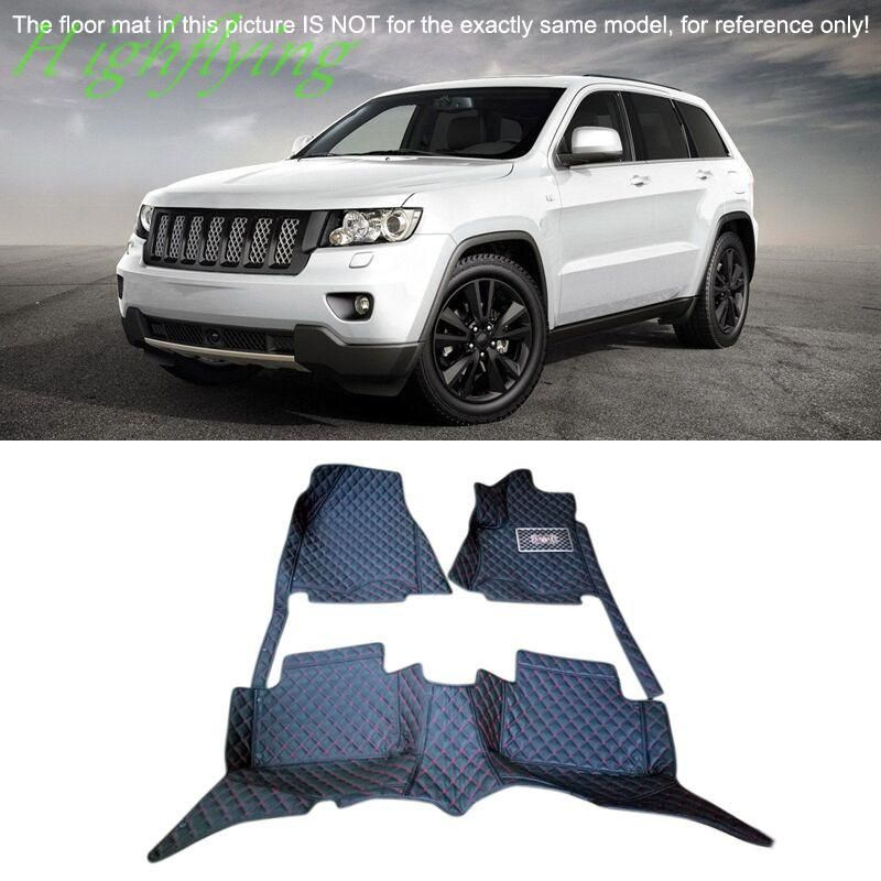 Interior Accessories Floor Mats Carpets Foot Pads A Set For Jeep