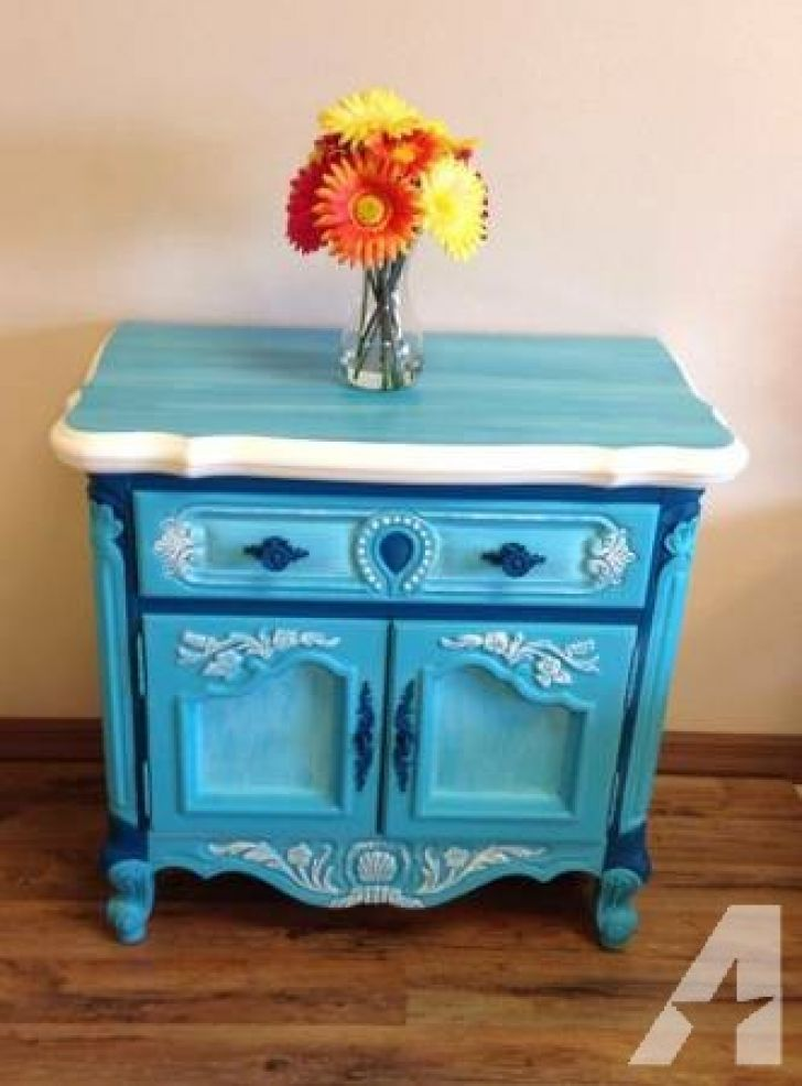 Unique, Hand Painted Furniture For Sale In Ormond Beach, Florida