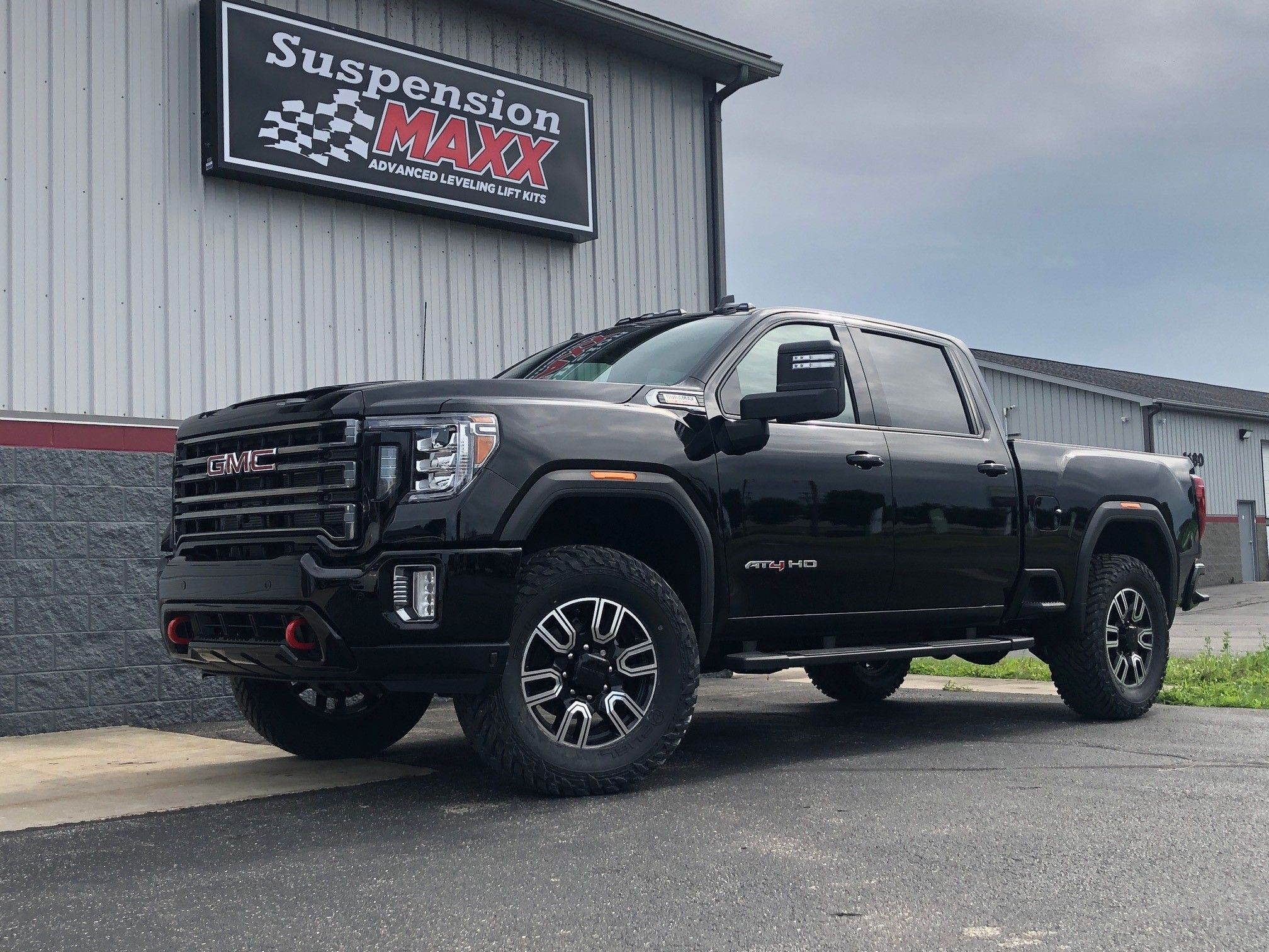 Awesome 2020 Gmc Sierra 2500 At4 Lift Kit And Review Di 2020