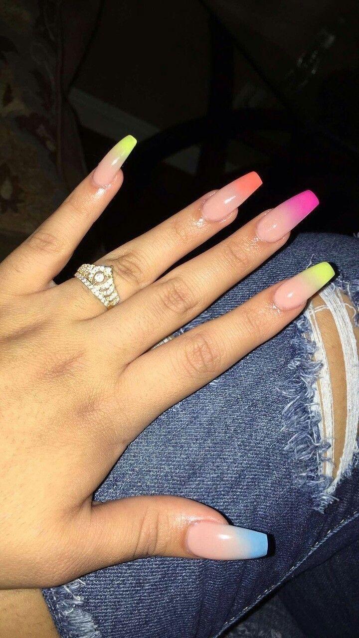 ariananicolexo | N a i l s✨ | Pinterest | Nail inspo, Nail nail and ...
