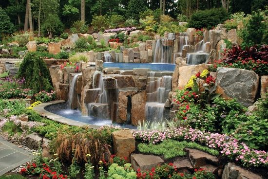 50 creative garden decorating ideas using rocks and stones - Garden Design Using Rocks