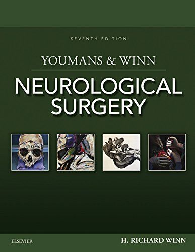 Youmans And Winn Neurological Surgery Dramatically Updated To Reflect Recent Advances In The Basic And Clini Surgery Brain Stimulation Deep Brain Stimulation