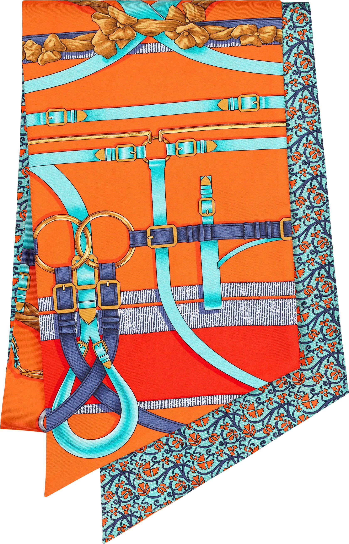 46f3076eb3 Maxi-twilly cut Hermès | Grand Manège Fleuri | A Hermes Twilly in ...