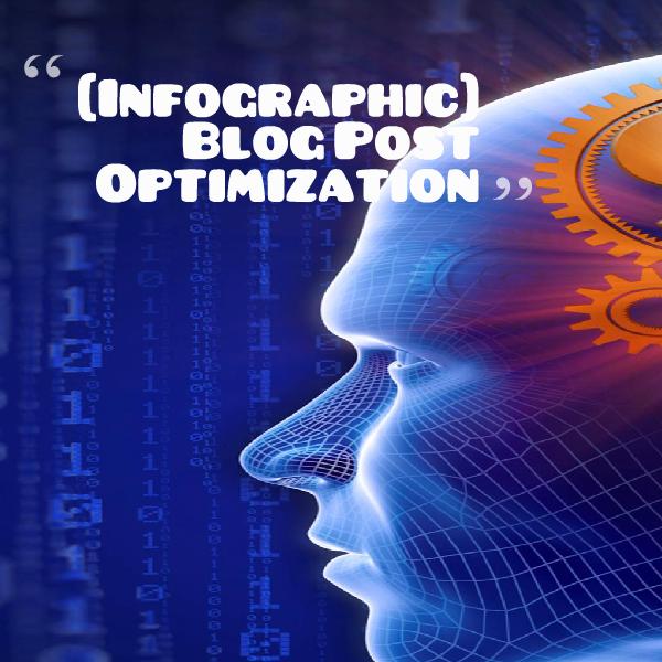 Infographic-Blog Post Optimization