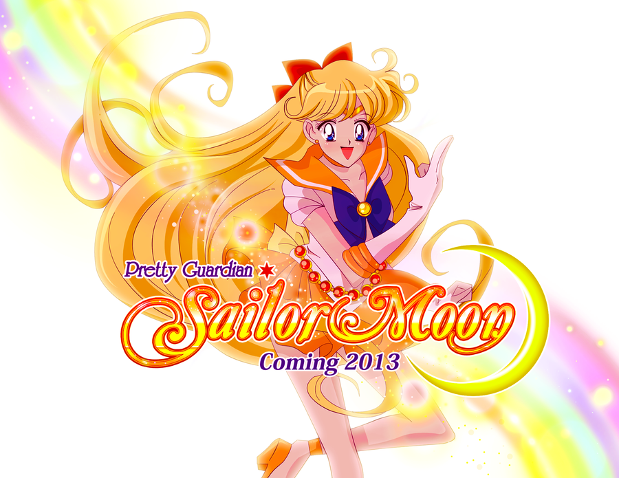 Sailor Moon 2013! Venus Promo by scpg89.deviantart.com on @deviantART