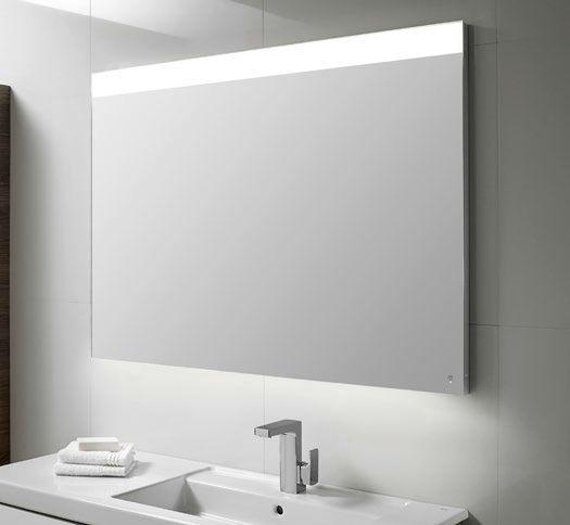 Roca espejos bano iluminacion led superior led touchless inferior y 525 484 p xeles - Iluminacion bano led ...