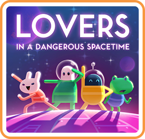 Lovers in a Dangerous Spacetime for Nintendo Switch