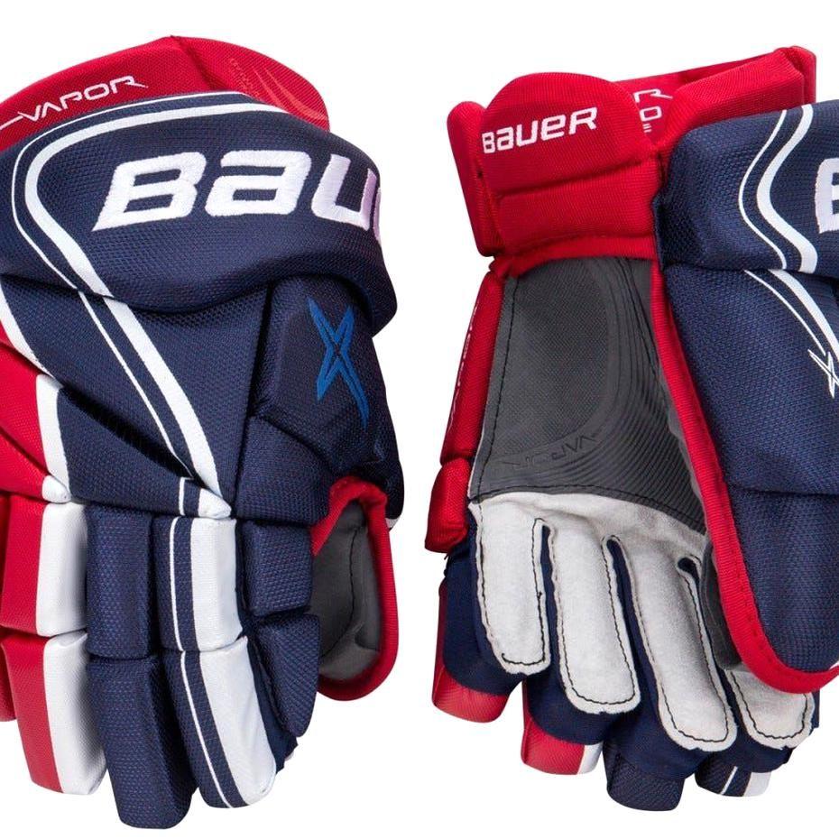 Bauer Vapor X800 Lite Junior Hockey Gloves In 2020 Hockey Gloves Gloves Hockey Gear