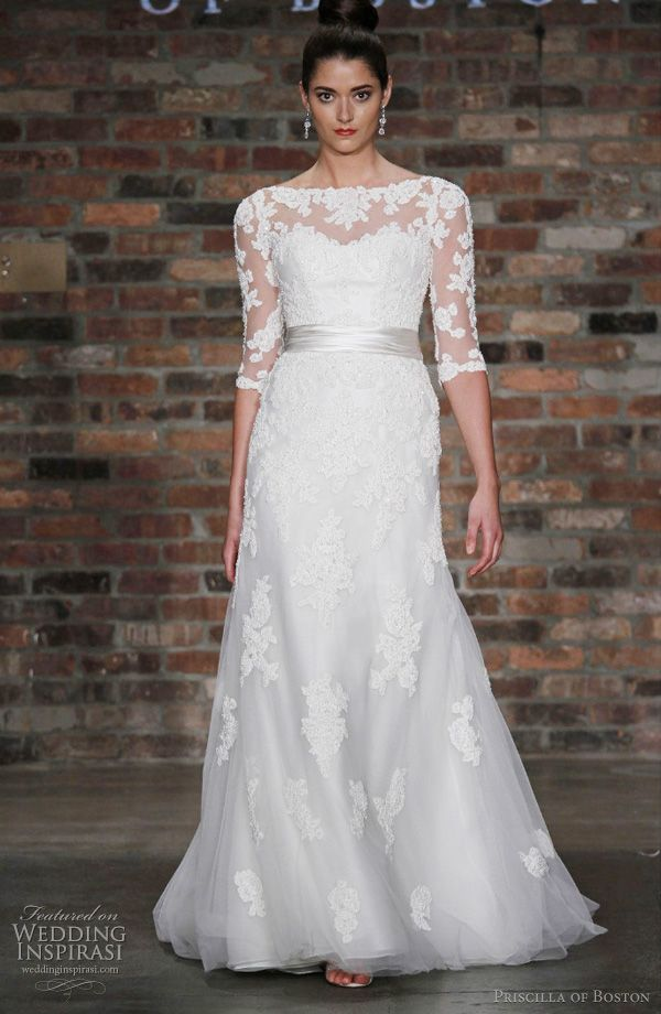 Kate Middleton\'s Wedding Dress — Inspired by Grace Kelly Part 2 ...