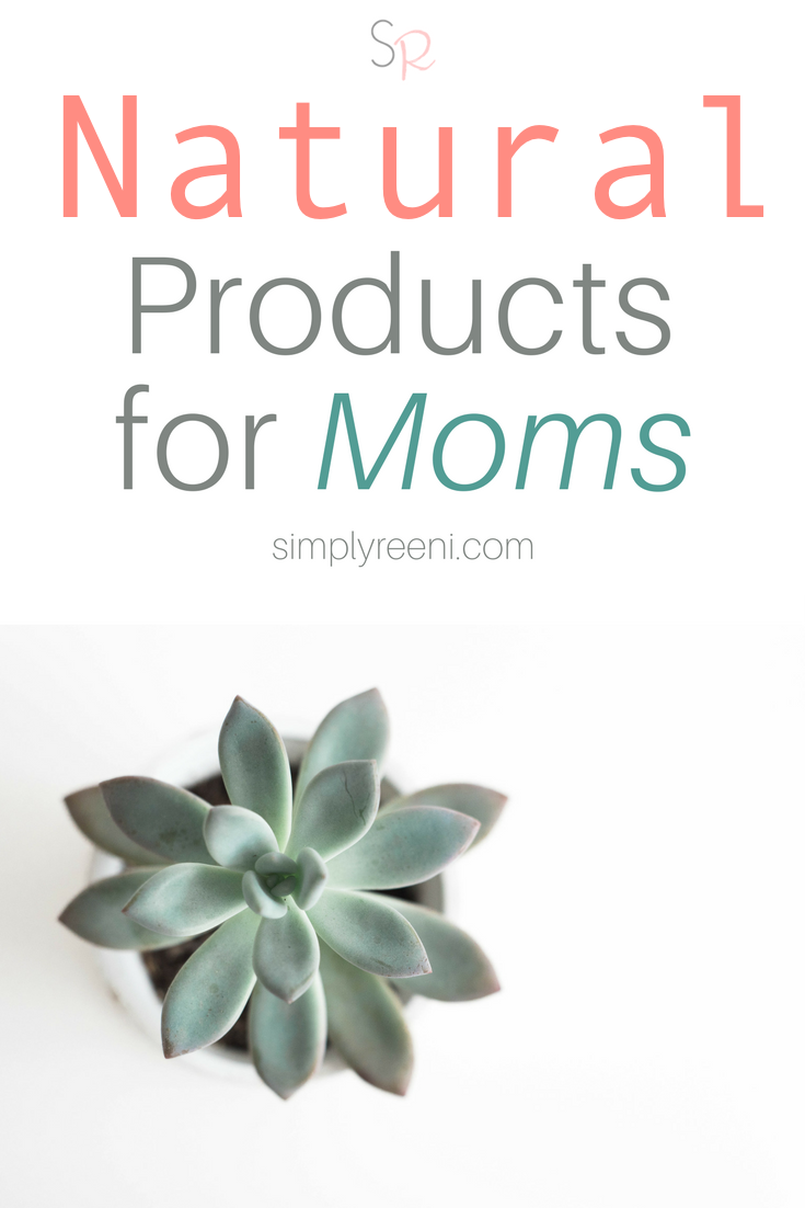 Natural baby products for moms to help create a healthy home for their family!