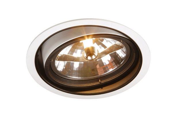 Adjustable Recessed Downlight - AR111 Lamp