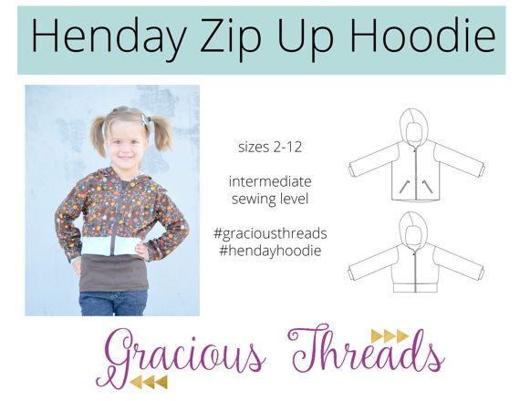 The Henday Zip Up Hoodie is a slim fit zip up sweater. Version 1 ...