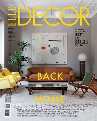 Elle decor 9 illustrations pinterest interior design for Hearst magazines italia stage