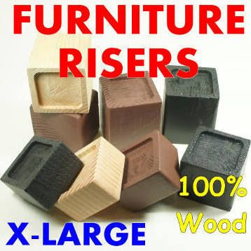 Bed Risers Lowes Google Search Furniture Risers Large