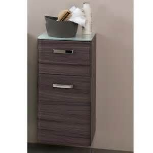 suche badezimmerunterschrank eiche dunkel milchglasablage alaska ansichten 173141