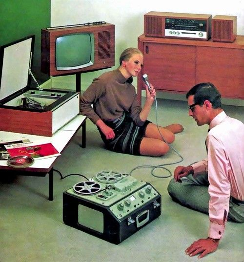 Sound & Vision, 1966-67.