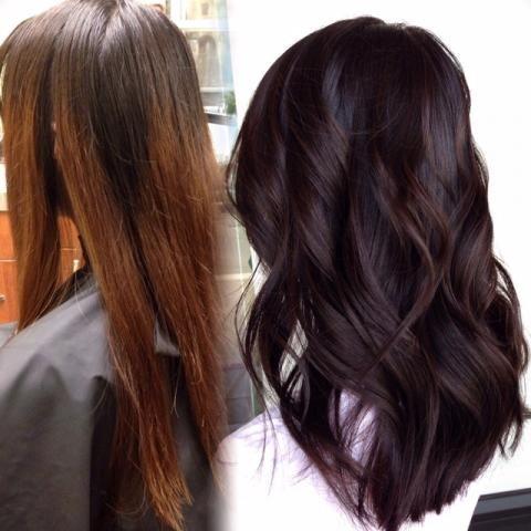 Transformation Shorter Bolder How Tos Hair Hair