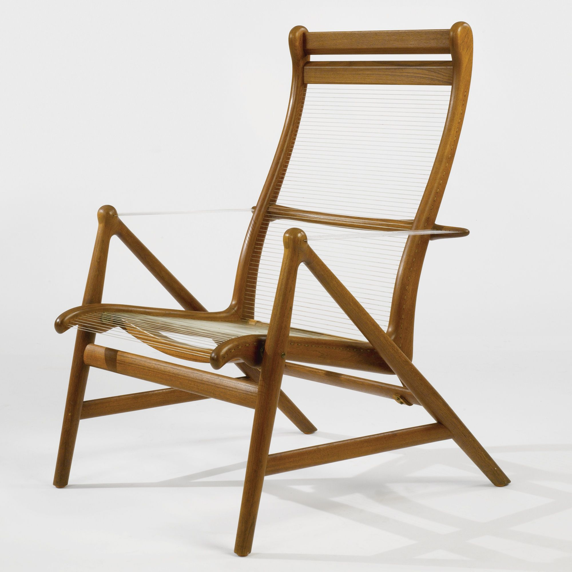 Pin By Ryan Pedersen On Furniture Ad: HELGE VESTERGAARD JENSEN AN IMPORTANT AND RARE ARMCHAIR