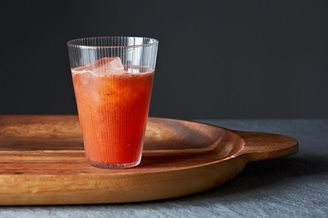 Strawberry Basil Lemonade Recipe on Food52