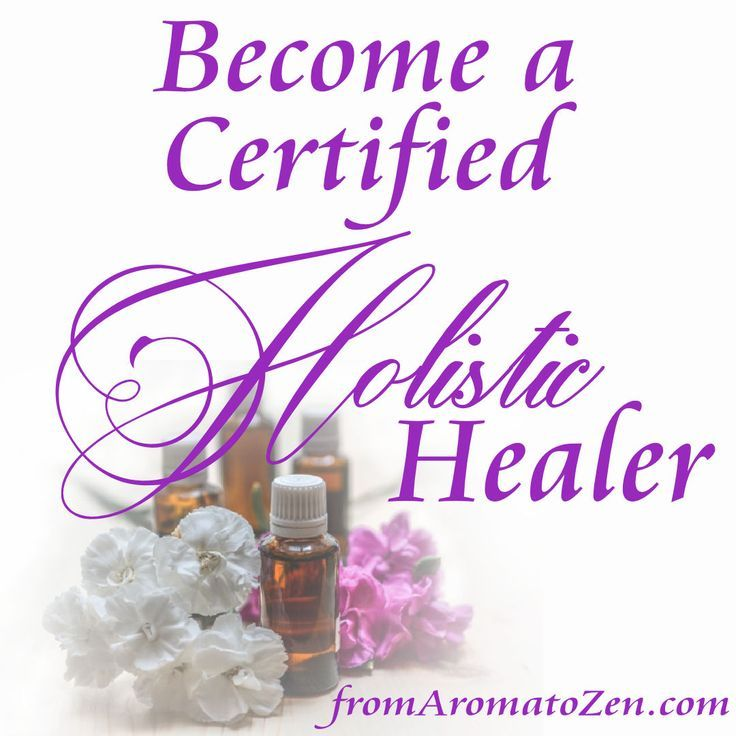 Do You Want To Become A Certified Holistic Healer Free
