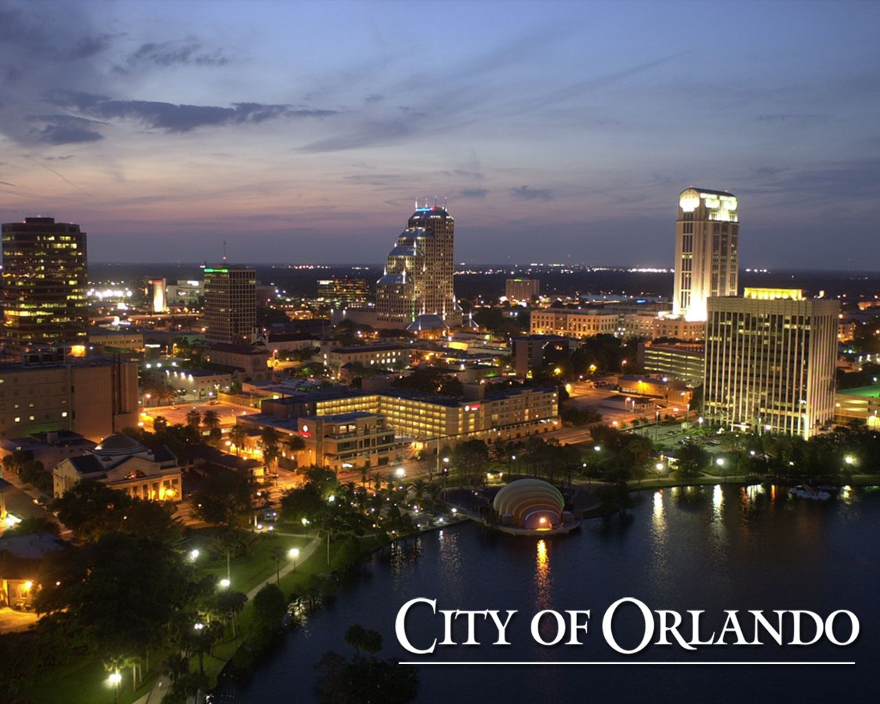 Orlando, FL has quite the skyline these days and more and more ...