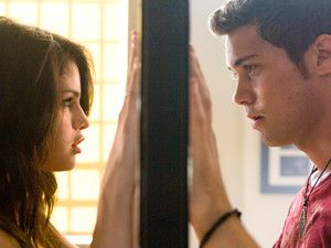 Drew Seeley and Selena Gomez in Another Cinderella Story