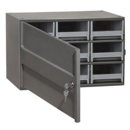 Industrial Scientific Small Storage Cabinet Locking Storage