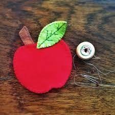 Bildergebnis f r filz apfel basteln herbst basteln for Apfel basteln herbst