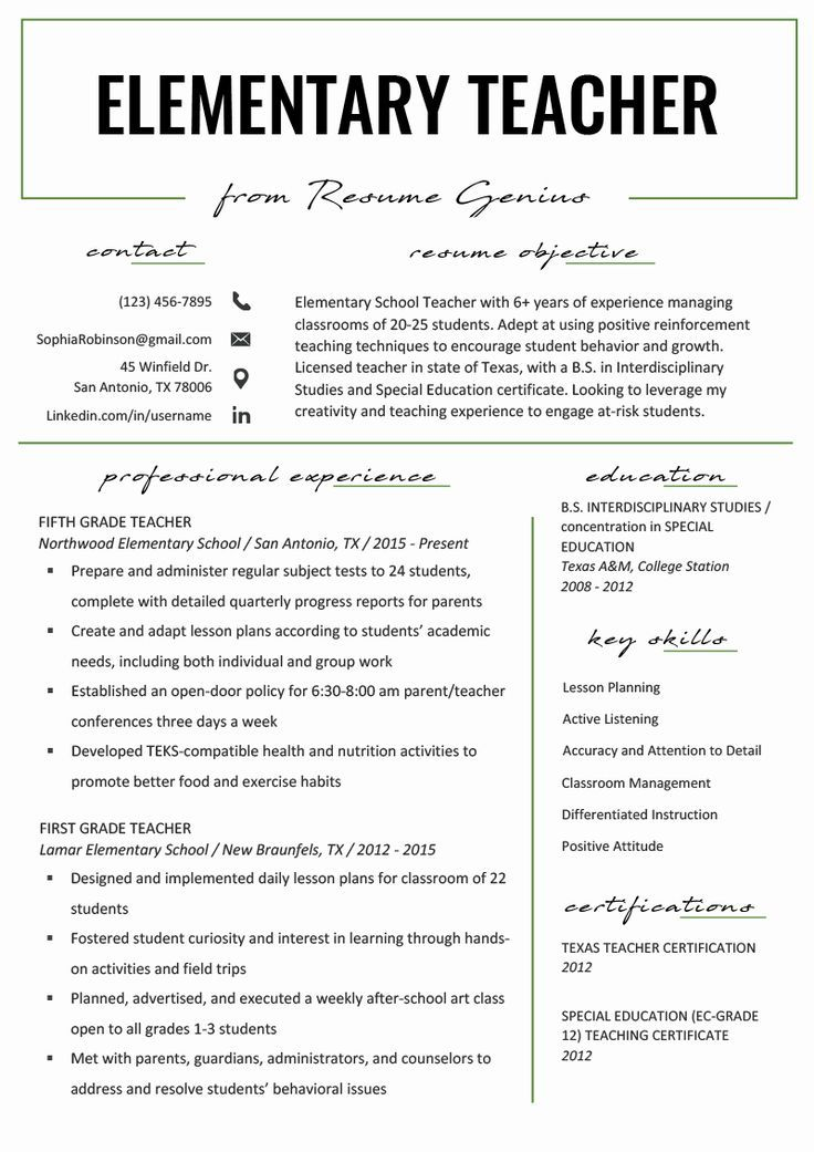 Teaching cv teacher resumes teaching teacher resumes