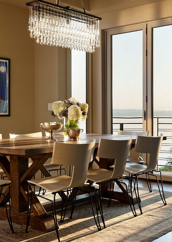 19++ Stylish dining room table and chairs Trending