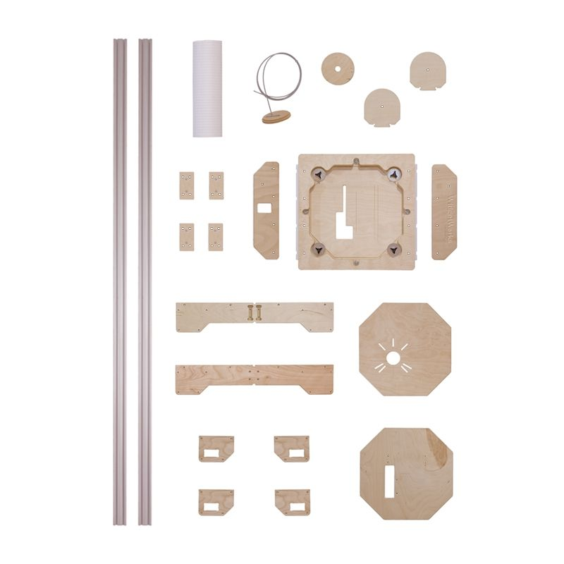 Diy Panel Saw Kit Build Your Own Panel Saw Accurate To 1 32 Panel Saw Woodworking Kits Plastic Sheets