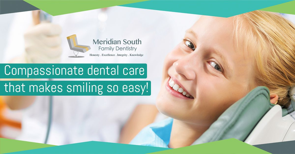 Pin by Meridian South Family Dentistry on Meridian South