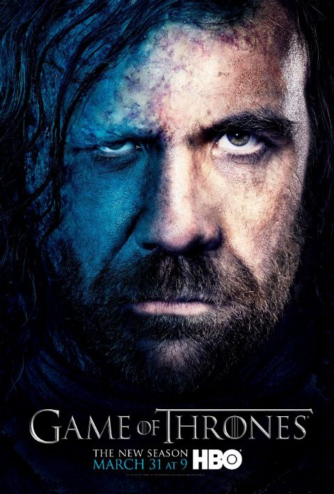 Game Of Thrones Season 3 Character Posters Showcase Returning