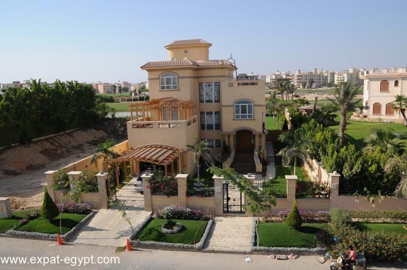 عقار ستوك فيلا للبيع بدريم لاند 6 أكتوبر Best Location House Styles New Homes
