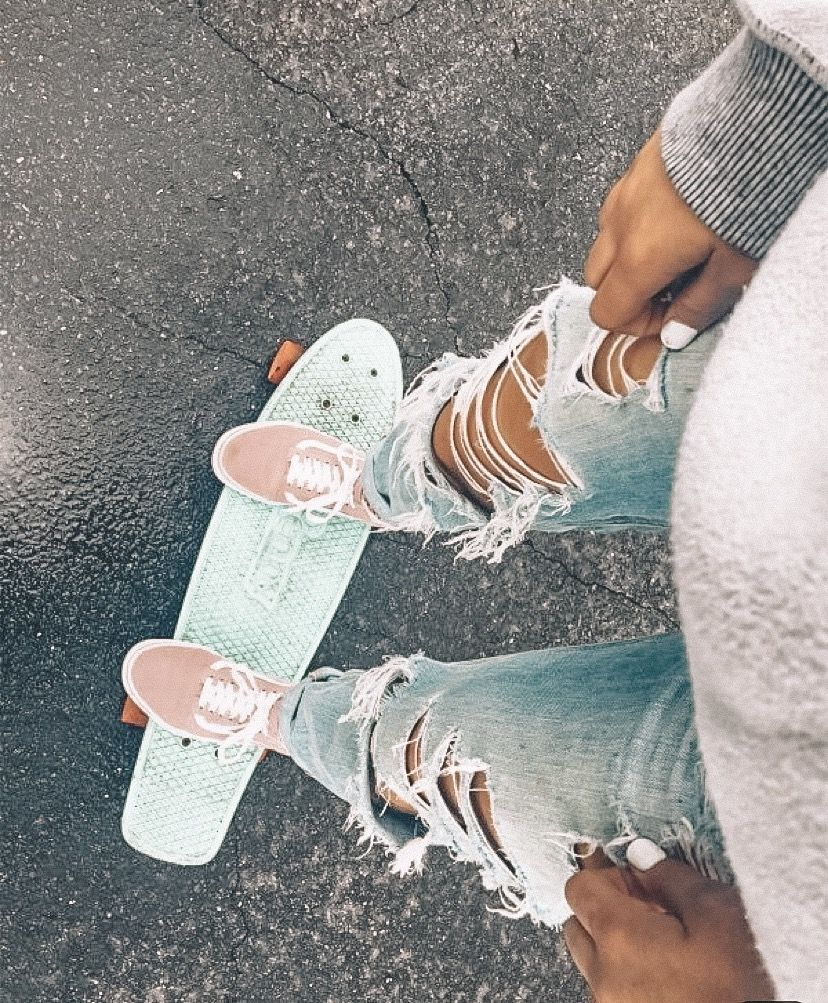 Penny Board Aesthetic Pictures