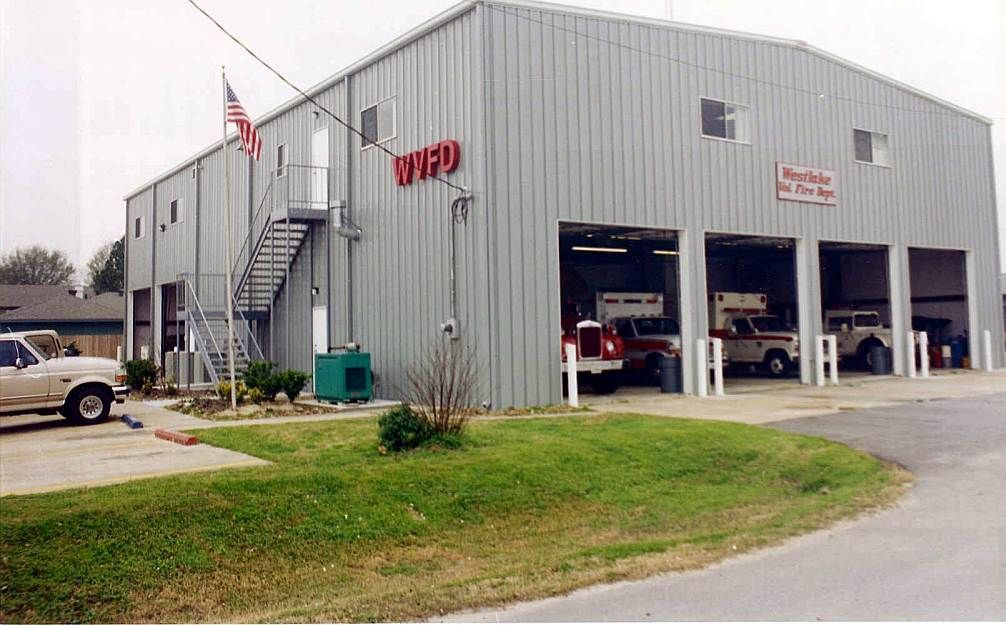 Westlake Fire Dept., Morton Rd, Houston, Tx House fire
