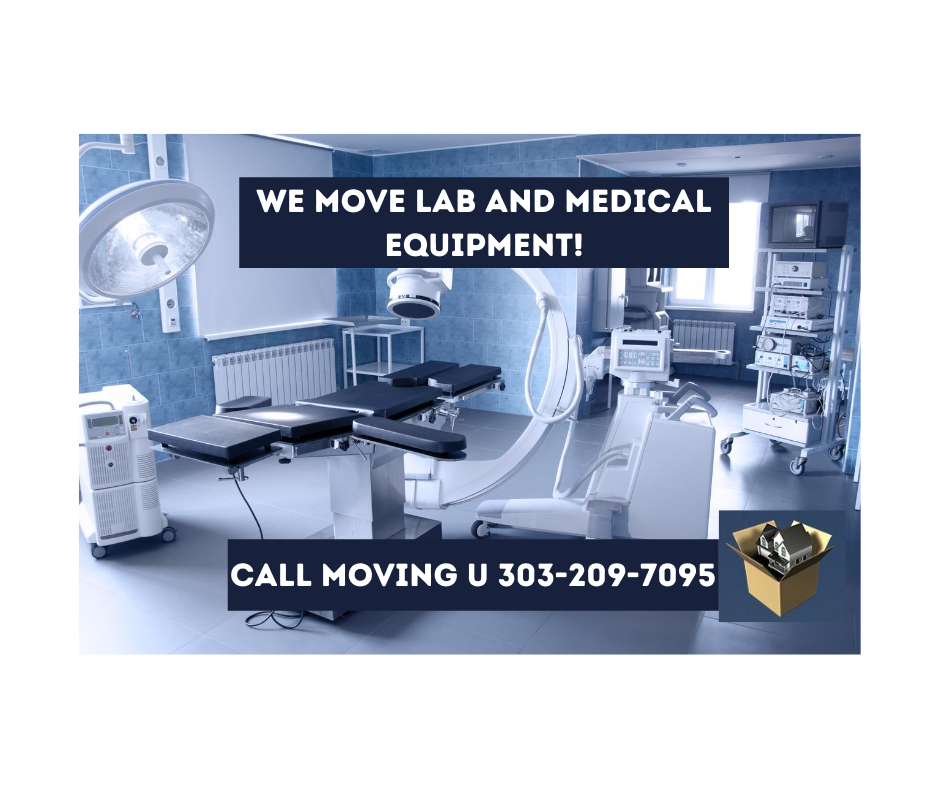 If You Are Looking To Relocate Your Medical Office It Pays To Team Up With Experienced Movers Moving Lab And Me Moving Company Medical Equipment Medical Office