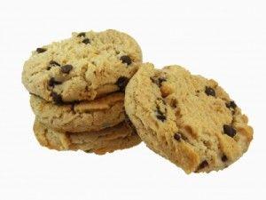 coconutflourchocolatechipcookie