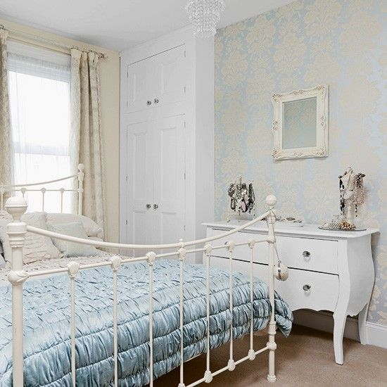 Best Bedroom Wallpaper Ideas Blue Bedrooms Cream Bedroom 400 x 300