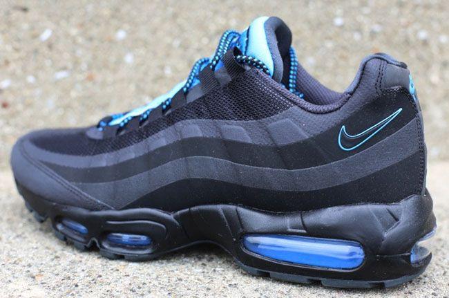 95 Nike Blue